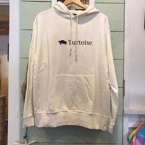 Lady's P-HOODIE-BASIC/VINTAGE OFF WHITE