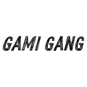 "[CD] Origami Angel ""GAMI GANG"""
