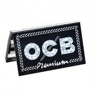 【送料無料】 5セット x OCB プレミアム ダブル (100枚入り)【スローバーニング】 フランス製