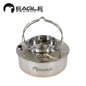 新品 EAGLE PRODUCTS Campfire Kettle 0.7L  C0298