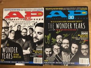 ※サイン入り【輸入雑誌】AP MAGAZINE 2015 #326 9月号