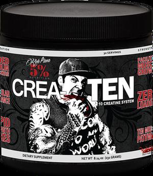 Crea-TEN - 10-in-1 Creatine Formula