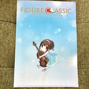 FIGURE CLASSIC限定 SDクリアファイル2枚セット