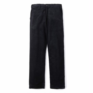 DRESS HIPPY(ドレスヒッピー)/CORDUROY PANTS (BLACK)