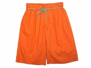 """Cholo"" SHORTS ORANGE  18SS-FS-40"