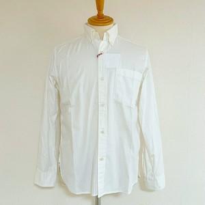 Pin-Point Oxford BD Shirts White