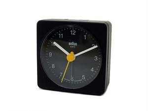 ブラウン BRAUN アラーム クロック 置き時計 BNC-002BKBK ブラック