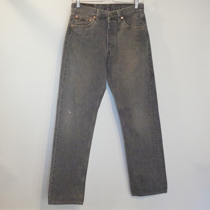 "Levi's 1990's 501 ""Made in USA,Black"" W29"
