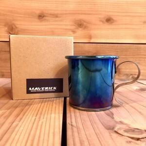 【MAVERICK】チタンカップ マグ07ブルー