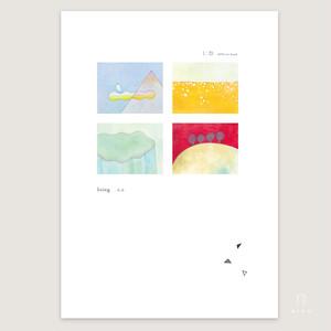 art book「living -生活-」/にゆ