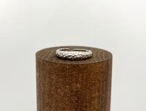 Corail ear cuff ー silver ー