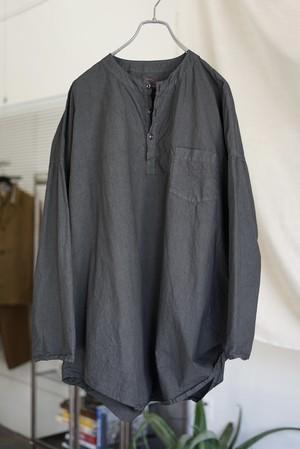 <SOLD OUT>Chez VIDALENC - Shirt Comfort + (black)
