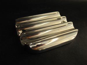 Master Cylinder Covers (Polished) HD 1996up 用