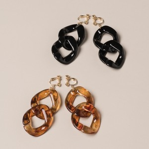 AMBER CHAIN EARRINGS (VN1807056)