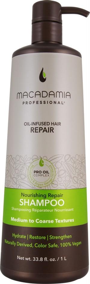 普通の髪、傷んだ髪シャンプー MNO Pro NRGモイスチャー シャンプー 1L