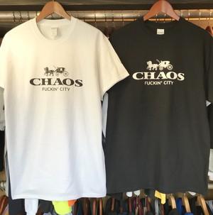 """LOCALHYTHM """"CHAOS""""Tシャツ POSERオリジナル"""