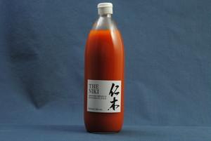 北海道仁木産 トマトジュース 仁木 1000ml 6本