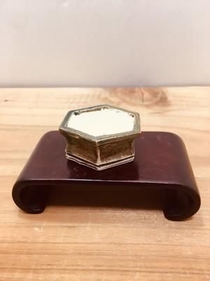 六角形 豆盆栽鉢