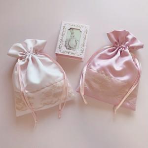 Lingerie Bag(rose  lace)