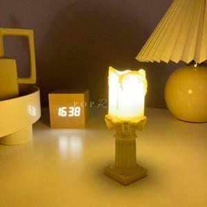LEDキャンドルライト&スタンド R1128