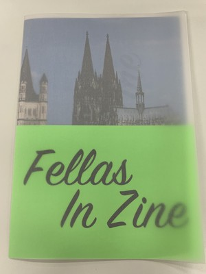 Mark.M.Schulz&NoMercyKxR「Fellas In Zine」