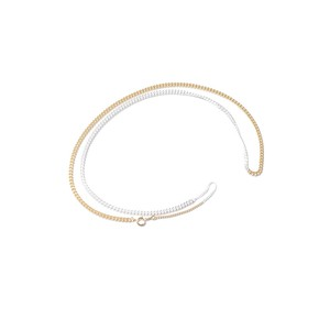 BAL Neckless(Silver Gold)
