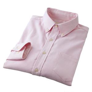 ストレッチオックスシャツ ピンク 4471121