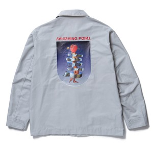 Vanishing Point Coach Jacket