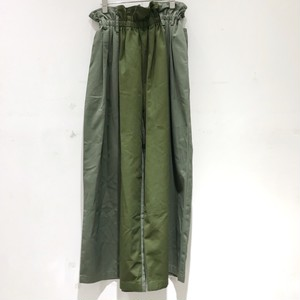 【last 4 piece】keisuke yoneda 2Tuck wide chino pants