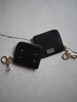 Maison Margiela /   Coin card case (Black)