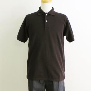 FilMelange  フィルメランジェ OUDNEY オードニー オーガニック空紡カノコ  メンズポロシャツ