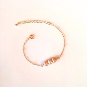 Bracelet / 淡水パールブレスレット