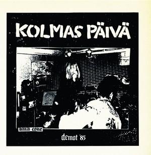 KOLMAS PAIVA - DEMOT LP