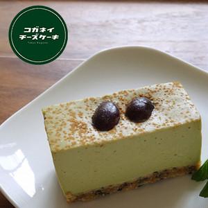 黒抹茶レアチーズケーキ6個入りBOX