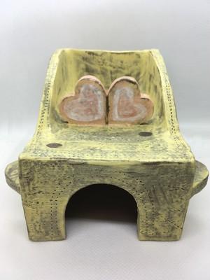 イオレイズカバー シェルター型(ハンドメイド陶器) AJ010