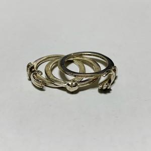 Vintage Gimmel Ring