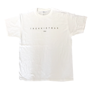 Simple Logo Tee White