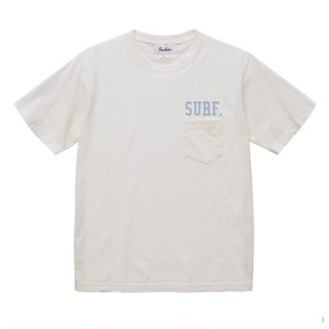 SURF. Tee - Vintage white