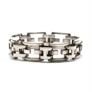 "Hermès Vintage ""H"" Motif Bracelet"