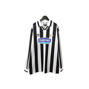 Juventus (94-95/Home) - Football Shirt ¥11000+tax