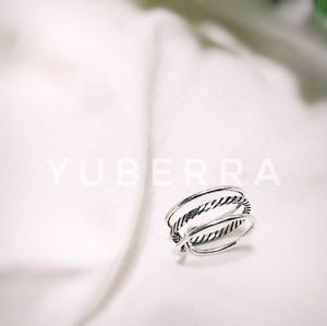 《送料無料・再入荷・silver925》center screw ring【8829100282】シルバー925