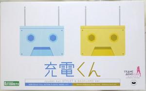 コトブキヤ フレームアームズ・ガール 充電くん スティレット&バーゼラルドVer.