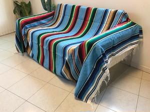 Mexican Serape メキシカンサラぺ /珍しいコットン100%サラぺ!