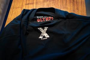 """X"" Long Sleeve T-shirt"