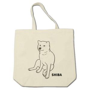 SHIBAトートバッグ