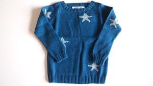 WADDLER / Star Jumper[BLUE]