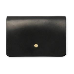forme Hand wallet Cordvan black