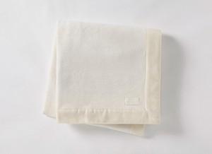 シルク混 Wフェイス綿毛布