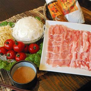 学ちゃんのトマト鍋【国産豚肉】