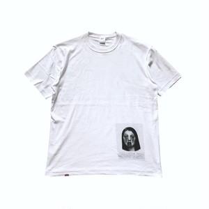 AJ TEE -GIRL- [WHITE]